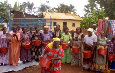 SWID avails fifty Butagaya women with energy saving stoves